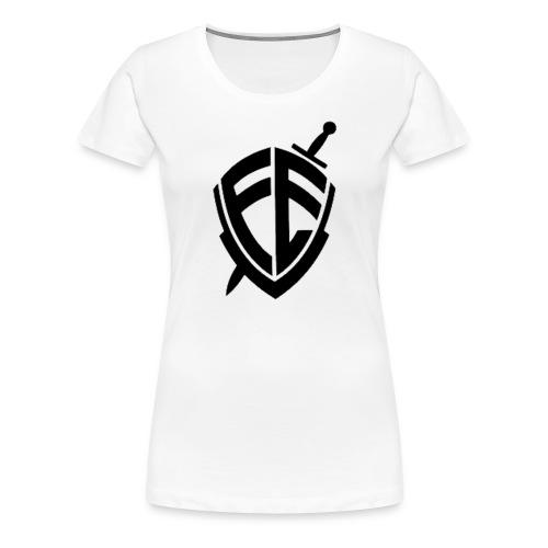 O Brasão da FE !! - Women's Premium T-Shirt