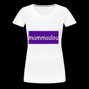 mammadou t-shirt desine - Women's Premium T-Shirt