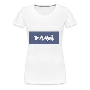 Damndesign2 - Women's Premium T-Shirt