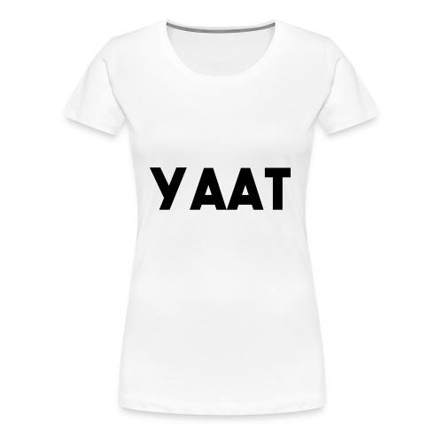ICEshock YAAT - Women's Premium T-Shirt