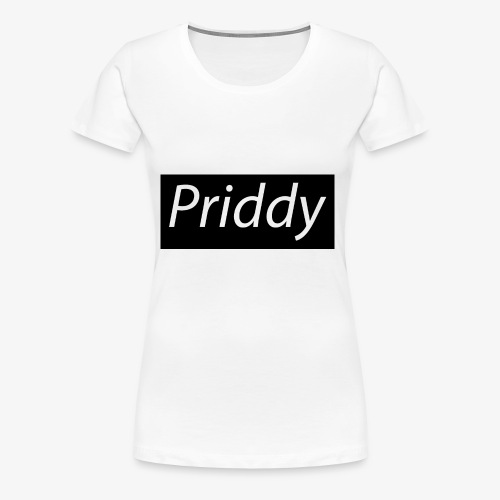 logo merch - Women's Premium T-Shirt