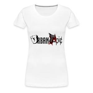 Topic Line - Women's Premium T-Shirt
