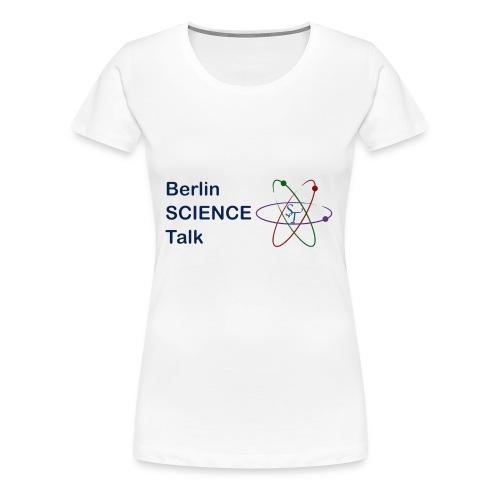 Berlin Science Talk - Women's Premium T-Shirt