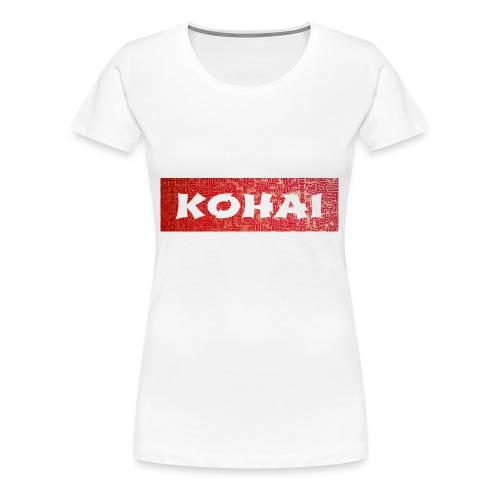 Kohai - Women's Premium T-Shirt