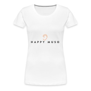 Happy Muso Official - Women's Premium T-Shirt
