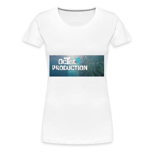 OctdaBanner - Women's Premium T-Shirt