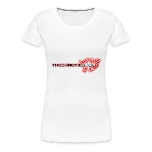 TheFullChaoticLogo - Women's Premium T-Shirt