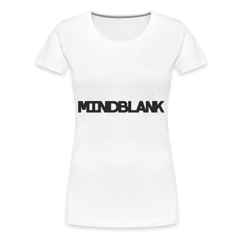 Mind Blank Sports - Women's Premium T-Shirt