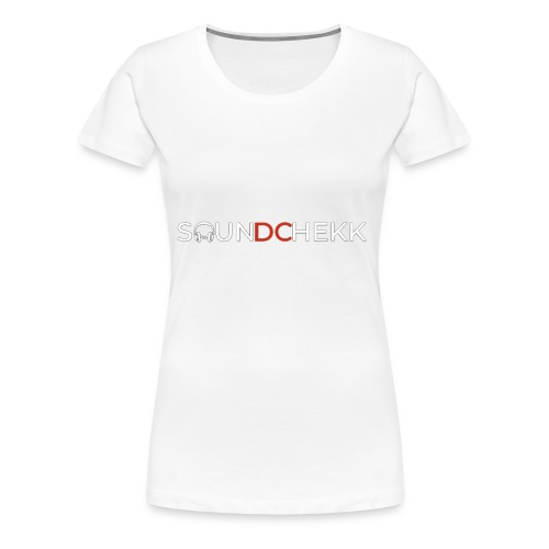 Sck headphones - Women's Premium T-Shirt