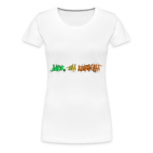 yea - Women's Premium T-Shirt