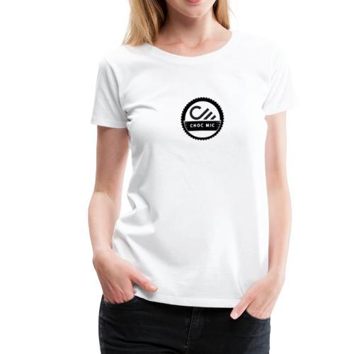 Choc Mic - Women's Premium T-Shirt