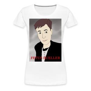 Fetus Bueller - Women's Premium T-Shirt