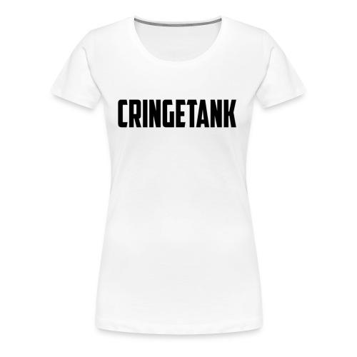 CringeTank's Masterpiece - Women's Premium T-Shirt
