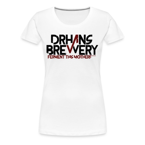 DrHans Brewery Logo - Women's Premium T-Shirt