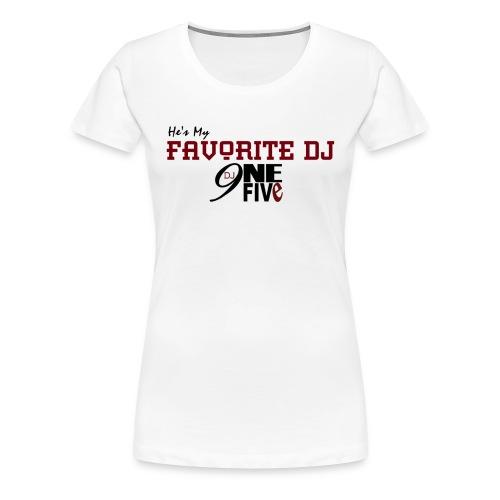 Mahogany Brown - Women's Premium T-Shirt