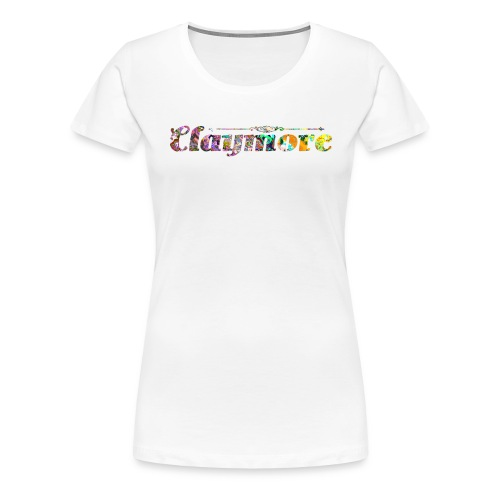 Claymore Attire [G1] - Women's Premium T-Shirt
