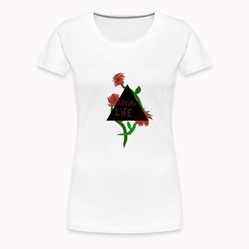 Positivity - Women's Premium T-Shirt