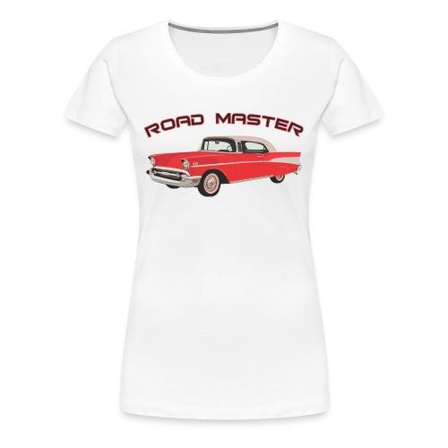 Road Master - Women's Premium T-Shirt