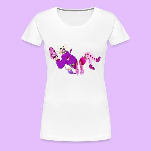 valentinee - Women's Premium T-Shirt