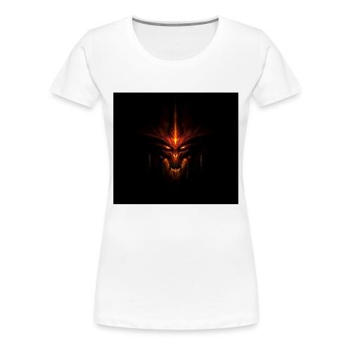 Diablo - Women's Premium T-Shirt