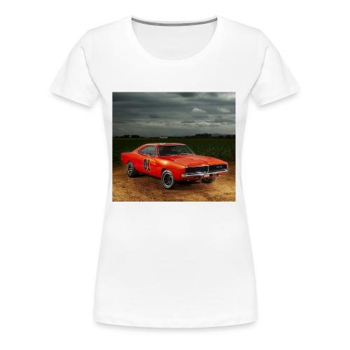 The Dukes Of Hazzard wallpaper 11114800 - Women's Premium T-Shirt