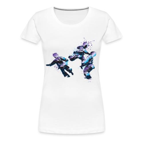 Best Kata T-Shirts, Hoodies... - Women's Premium T-Shirt