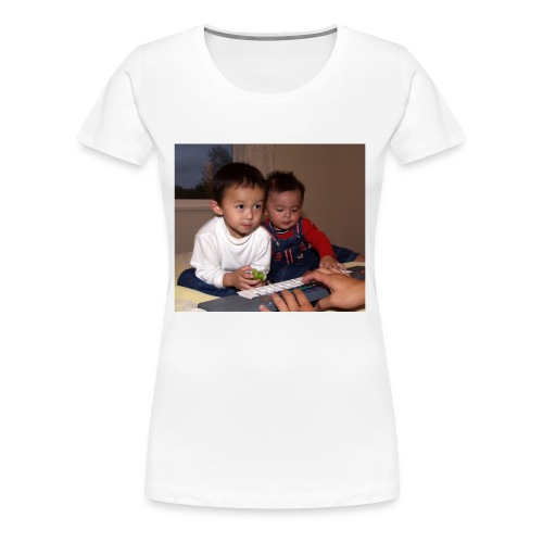 413502 3609601112345 1284731837 o - Women's Premium T-Shirt