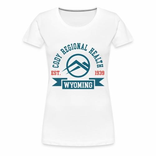 Cody Regional Health - Women's Premium T-Shirt