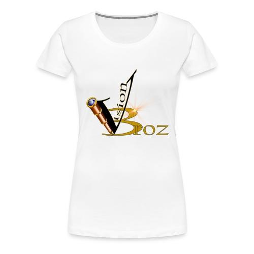 Vision Broz - Women's Premium T-Shirt