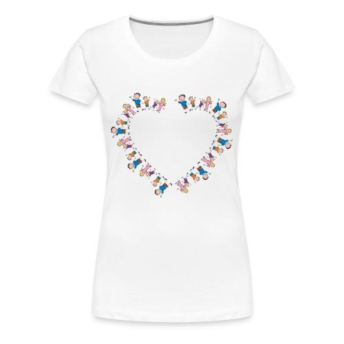 famiy - Women's Premium T-Shirt