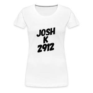 JoshK2912 Design - Women's Premium T-Shirt