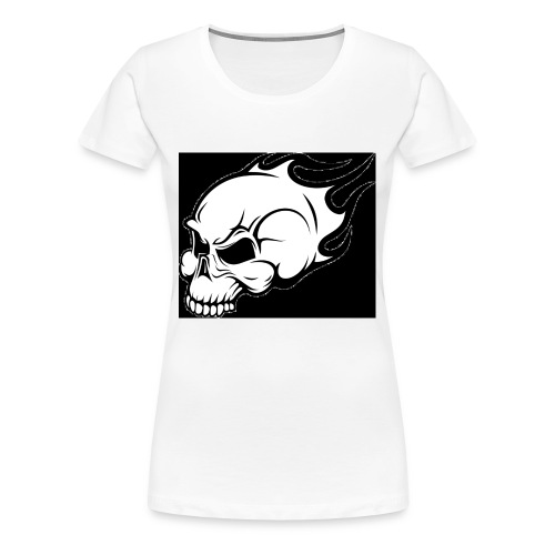 skelebonegaming merch - Women's Premium T-Shirt