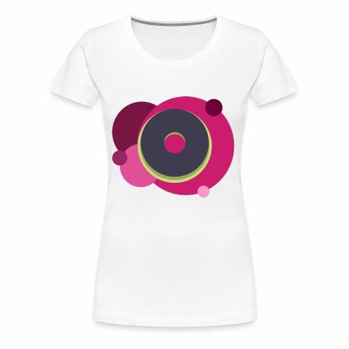 Pink Donut - Women's Premium T-Shirt