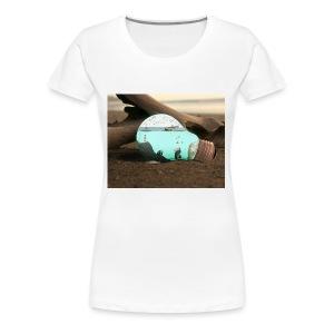 Speed display - Women's Premium T-Shirt