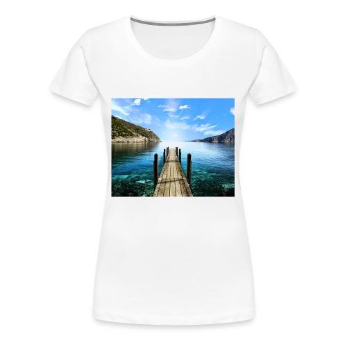 1A692D48 E0FC 40B8 ACB0 C8390D7D922F - Women's Premium T-Shirt