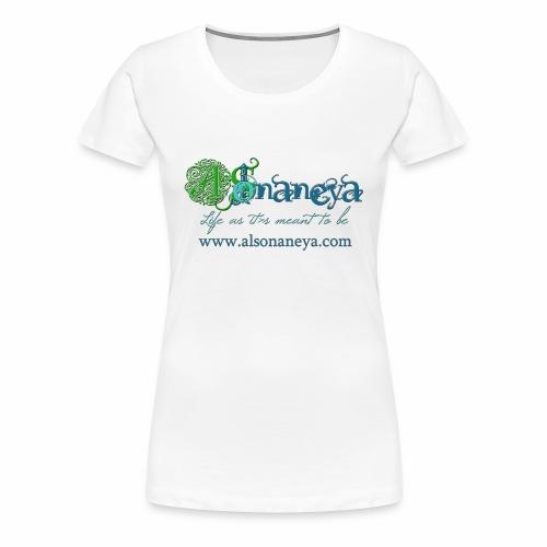 Al Sonaneya Nature - Women's Premium T-Shirt