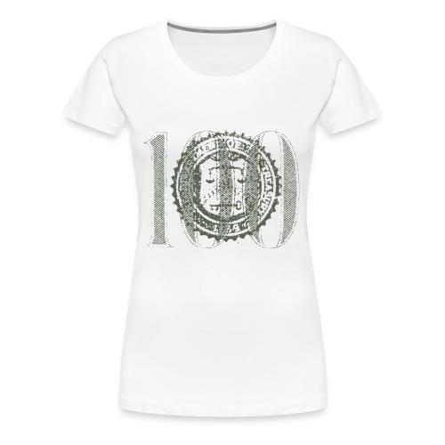 Seal of US Treasury Mark - Women's Premium T-Shirt