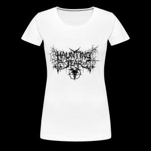 Logo Black Goat - Women's Premium T-Shirt