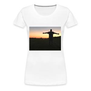 Jesus Merch - Women's Premium T-Shirt