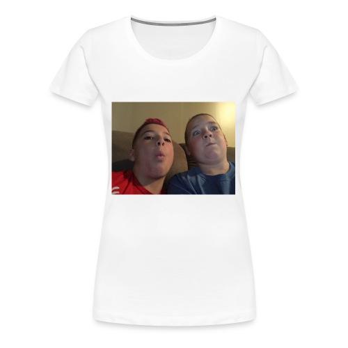 Friend and I - Women's Premium T-Shirt