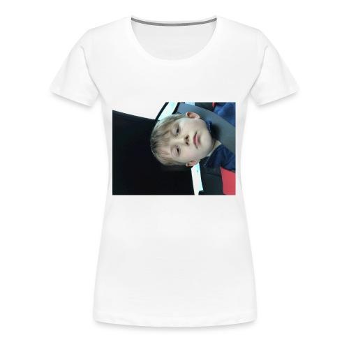 Sideways - Women's Premium T-Shirt