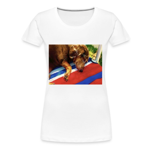 Treyden Dimeo - Women's Premium T-Shirt