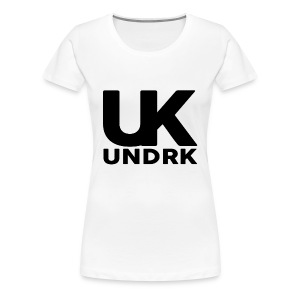 UNDRK EDITION 2 - Women's Premium T-Shirt