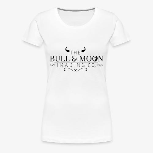 Bull & Moon Official T-Shirt - Women's Premium T-Shirt