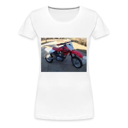 P1000013 - Women's Premium T-Shirt