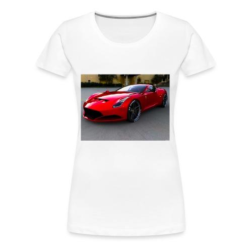 Ethinator car - Women's Premium T-Shirt