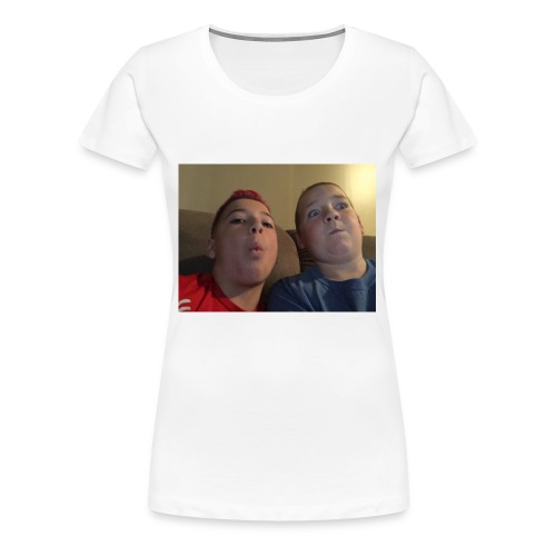 Friend and I - Women's Premium T-Shirt