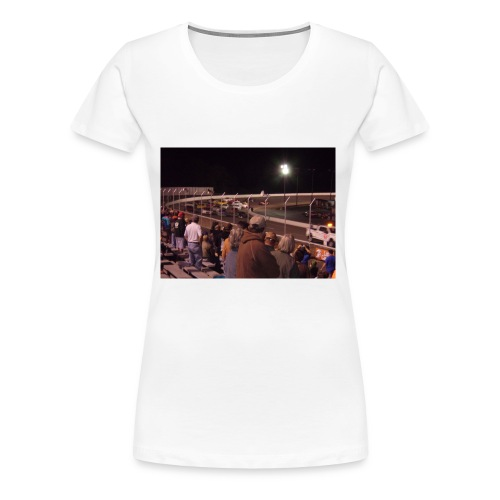 super cup stock car series 2017 - Women's Premium T-Shirt