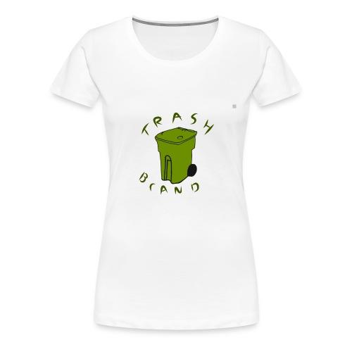 Trash brand - Women's Premium T-Shirt