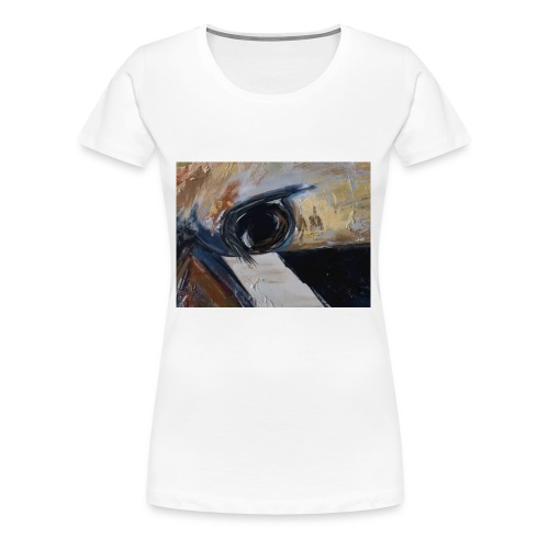 Future horse - Women's Premium T-Shirt